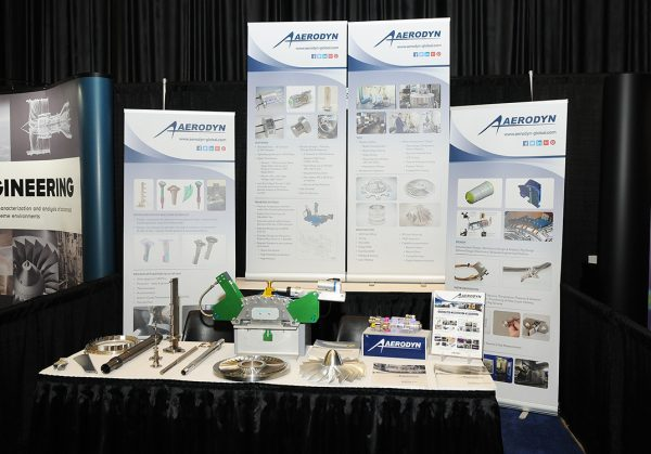Aerodyn Exhibits Dayton Convention Center